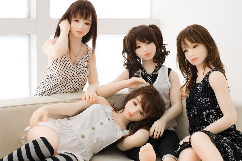 Japanese sex dolls